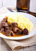 Beef Stew With Gravy