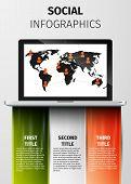 social infographics