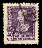 Queen Isabella The Catholic, Spain
