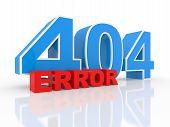 Server Error 404