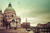 Venezia, Basilica Of Santa Maria Della Salute