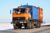 Ural 5323