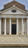 stock photo of nicholas  - St Nicholas of Tolentino church in Venice Italy - JPG