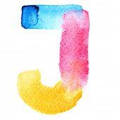 stock photo of letter j  - Letter J  - JPG