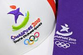 Official Youth Olympic Games Cap And Tshirt