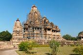 pic of khajuraho  - Vishvanath temple - JPG