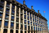 picture of public housing  - Portcullis House on the Victorian Embankment - JPG
