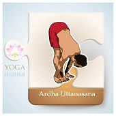 image of pranayama  - Exercise of yoga practice yoga postures or yoga positions - JPG