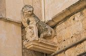 stock photo of southern  - Duomo Church of Molfetta - JPG