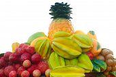 Fruit Statue
