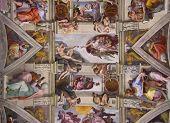 Sistine Chapel Vault