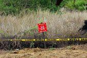 Landmine Danger