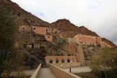French Mining Town in Morocco