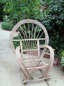 Royal cane chair