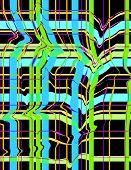 Stripes Wavy Pattern