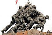 Iwo Jima Memorial in Washington DC