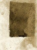 Grunge Paper - Sepia