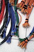 Fiber Optic Cable Bundles