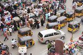 Indian Street Market