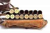 Vintage Ammunition Belt