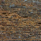 Very Old Brick Wall poster