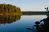 Algonquin Provincial Park, Interior Lake Sunrise
