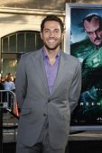 LOS ANGELES - JUN 15: Zachary Levi at the premiere of Warner Bros. Pictures' 'Green Lantern' held at Grauman's Chinese Theatre in Los Angeles,CA on June 15, 2011.