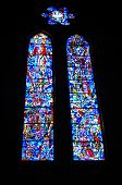 Stained Glass Church Windows (2)