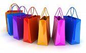 Shop Bag Row