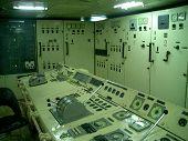 Controlekamer van motor