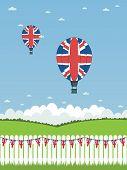 Uk Hot Air Balloons