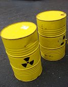 Drums for nuclear waste storage