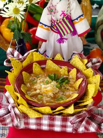 picture of mexican food  - image of delicious mexican food - JPG