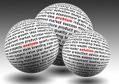 bolas de negocios