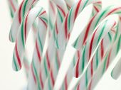 Christmas Peppermint Candy Sticks poster