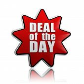 Deal Of The Day In Red Star