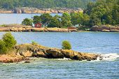 Aland Archipelago In Summer