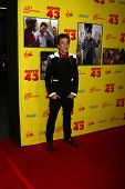LOS ANGELES - JAN 23:  Jimmy Bennett arrives at the