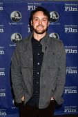 SANTA BARBARA - JAN 24:  Max Barbakow, director of the documentary 'Mommy, I'm a Bastard!' arrives at the