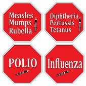 Vaccination Signs