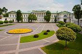 The Presidential Palace In Vilnius