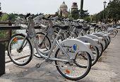 City Bikes In Verona