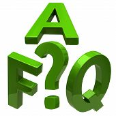 Green frequently asked questions