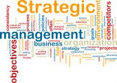 strategisches Management wordcloud
