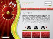 Shielded Website Template