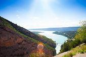 Lake Castillon