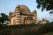 Gol Gumbaz and Masjid
