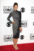 LOS ANGELES - JAN 8: Nina Dobrev at The People's Choice Awards at the Nokia Theater L.A. Live on Jan