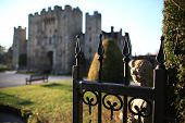 pic of hever  - HEVER CASTLE AND GARDENS - JPG