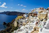 Romantic Santorini - Greek Island